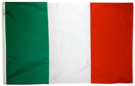 Italy outdoor flag for sale
