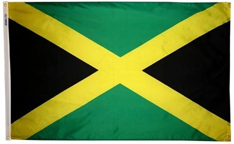 Jamaica outdoor flag for sale