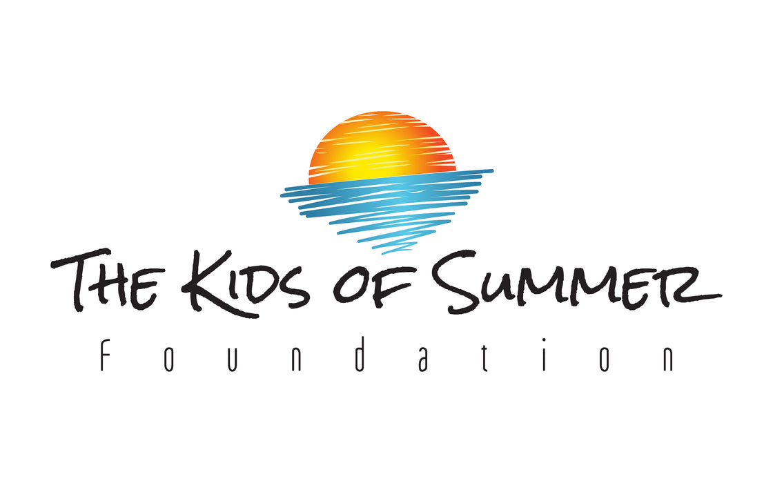 Kids of Summer Foundation Printed Flag - 2.5'x4' - Nylon - Single Reverse - Heading & Grommets