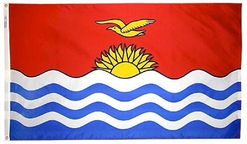 Kiribati outdoor flag for sale