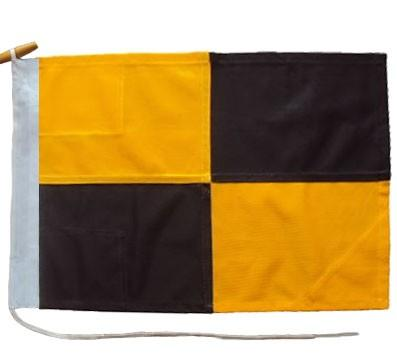 Signal Flag L for sale