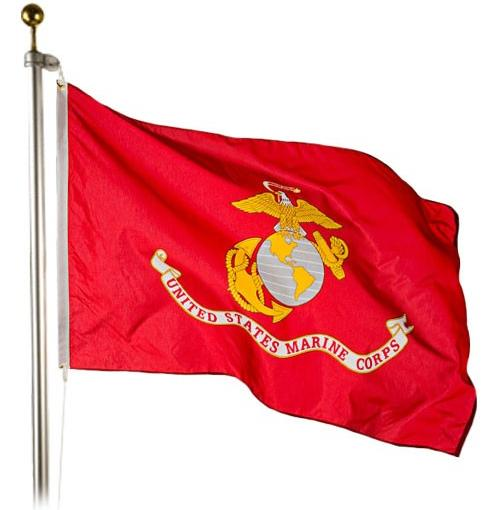 Marine Corps Outdoor Flag