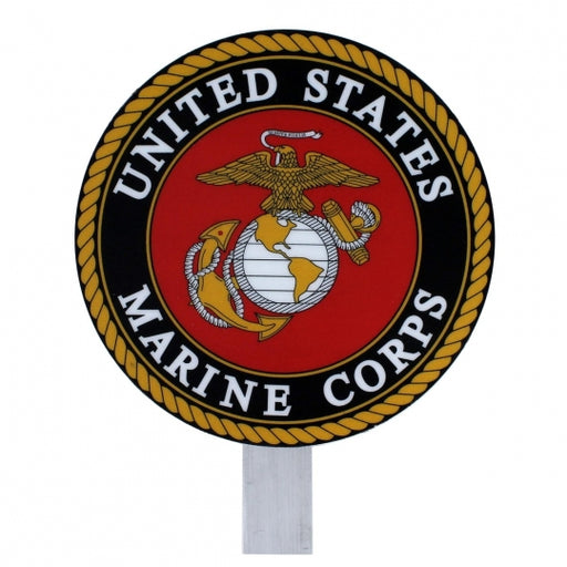 Marine Corp Grave Marker | Made in USA