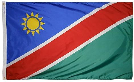 Namibia outdoor flag for sale