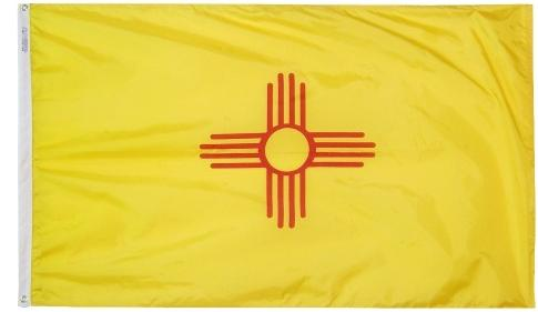New Mexico Flag For Sale - Commercial Grade Outdoor Flag - Made in USA