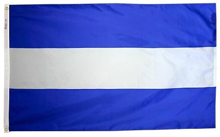 Nicaragua Civil Outdoor Flag for sale