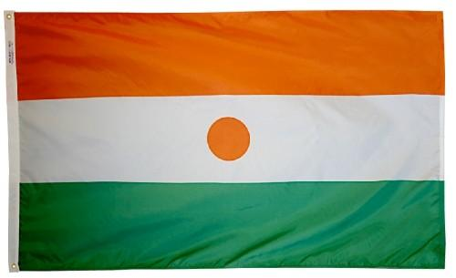 Niger outdoor flag for sale