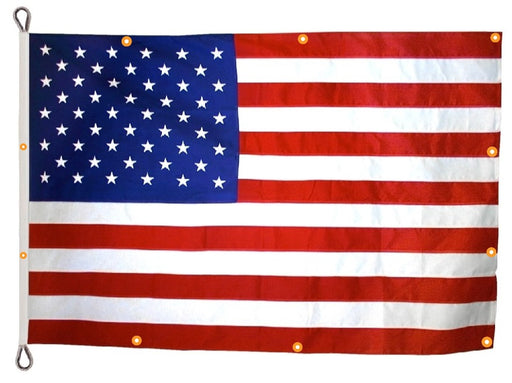 20'x38' Polyester American Flag with Grommets Along Edges *Clearance*