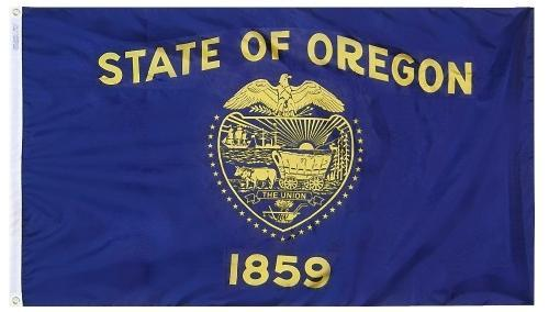 Oregon Flag For Sale - Commercial Grade Outdoor Flag - Made in USA