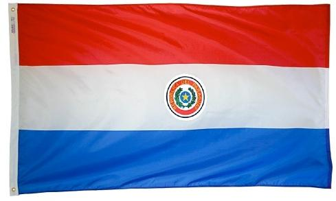 Paraguay outdoor flag for sale