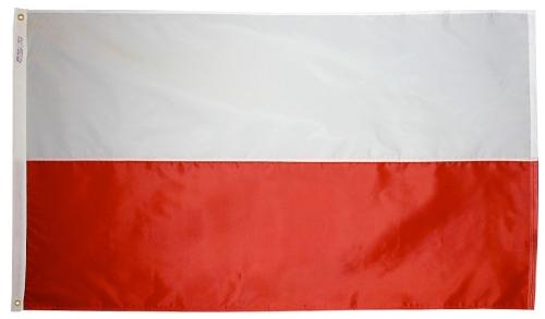 Poland outdoor flag for sale