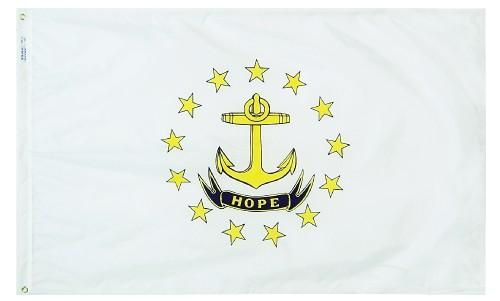 Rhode Island Flag For Sale - Commercial Grade Outdoor Flag - Made in USA