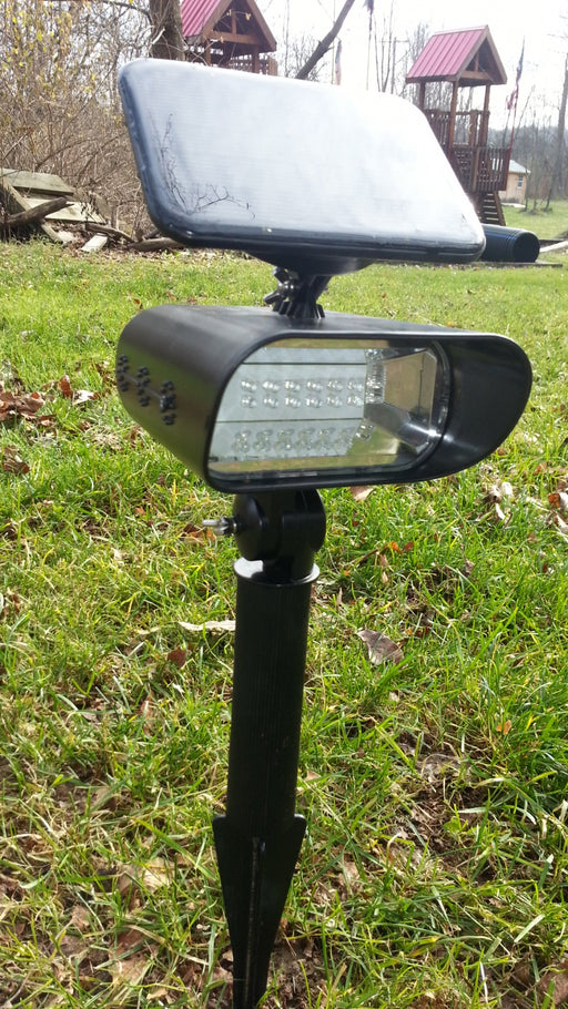 Ground Mounted Solar Spot Light