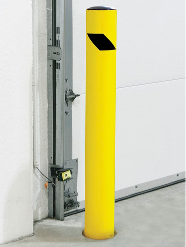 "Safety Bollard - 5.5' x 42"" - Pour In"