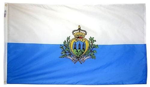 San Marino outdoor flag for sale