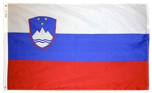 Slovenia outdoor flag for sale
