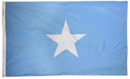 Somalia outdoor flag for sale