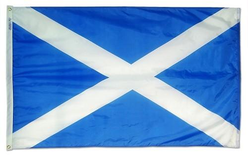 Scotland St Andrews Cross outdoor flag for sale