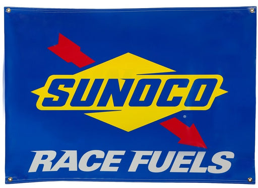 Sunoco Race Fuels Vinyl Banner