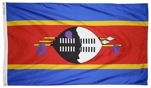 Swaziland outdoor flag for sale