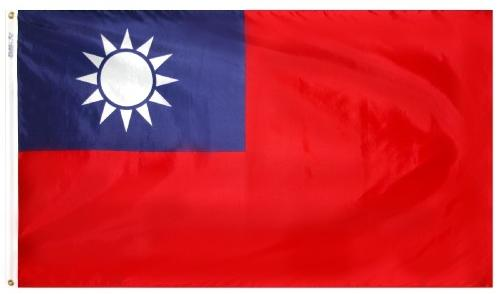 Taiwan outdoor flag for sale
