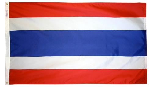 Thailand outdoor flag for sale
