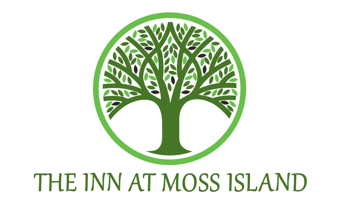 The Inn at Moss Island Custom Printed Flag - 3'x5' - Nylon - Single Reverse - Heading & Grommets