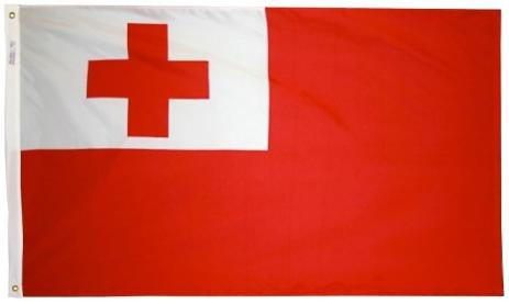 Tonga outdoor flag for sale