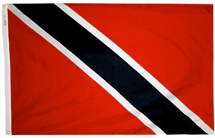 Trinidad & Tobago outdoor flag for sale