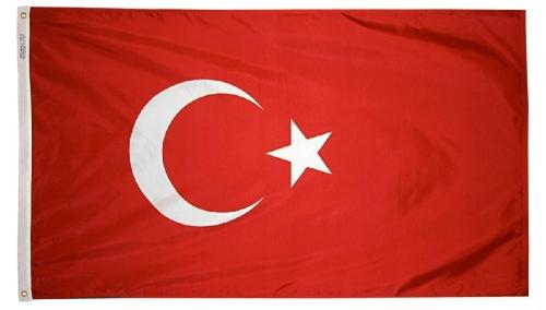 Turkey outdoor flag for sale