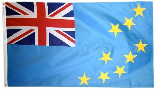 Tuvalu outdoor flag for sale