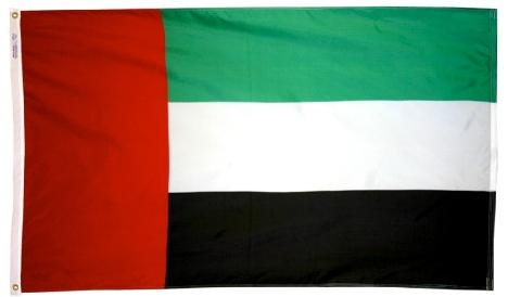 United Arab Emirates outdoor flag for sale