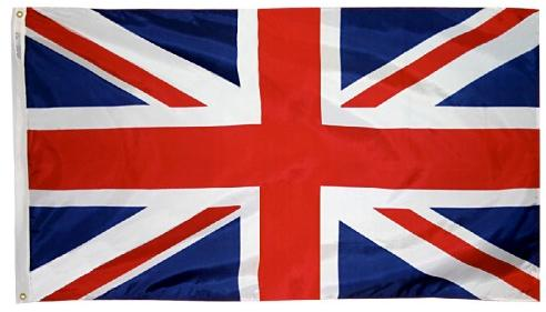United Kingdom outdoor flag for sale