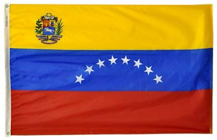 Venezuela Government outdoor flag for sale
