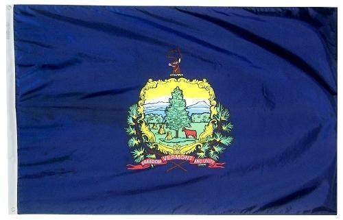 Vermont Flag For Sale - Commercial Grade Outdoor Flag - Made in USA