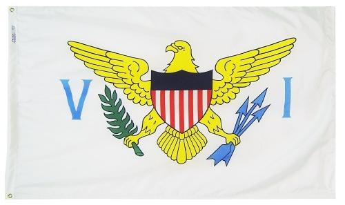 US Virgin Islands Outdoor Flag