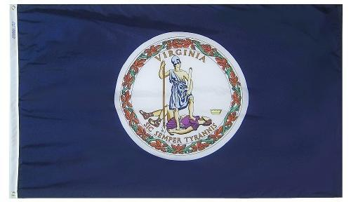 Virginia Flag For Sale - Commercial Grade Outdoor Flag - Made in USA