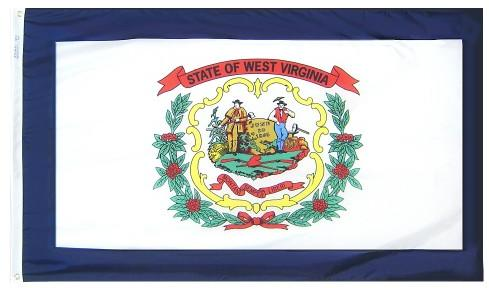 West Virginia Flag For Sale - Commercial Grade Outdoor Flag - Made in USA