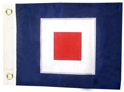 Signal Flag W for sale
