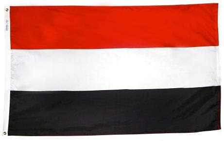 Yemen outdoor flag for sale