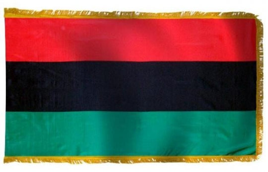Afro American Indoor Flag for sale