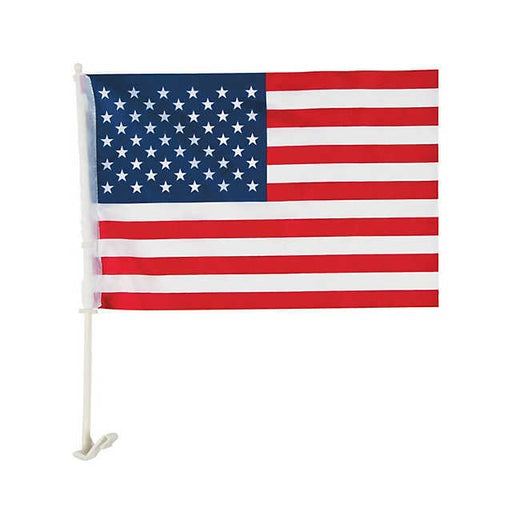 American Car Window Flag *Clearance*