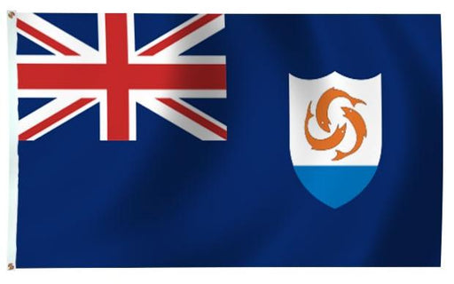 Anguilla Outdoor Flag