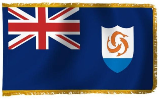 Anguilla Indoor Flag for sale