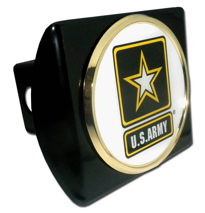 Army Hitch Cover - Commercial Grade - Made in USA