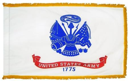 Army Indoor/Parade Flag
