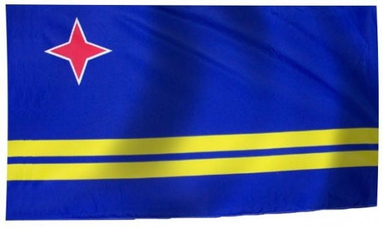 Aruba Indoor Flag for sale