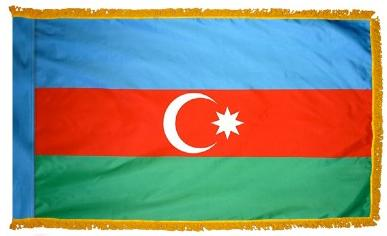 Azerbaijan Indoor Flag for sale
