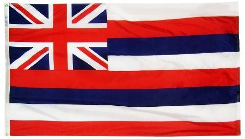 Hawaii Flag For Sale - Commercial Grade Outdoor Flag - Made in USA
