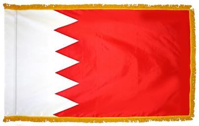 Bahrain Indoor Flag for sale